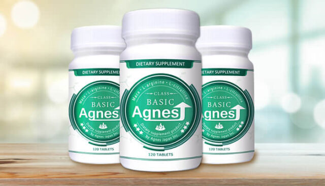 増大サプリ「Agnes Class-BASIC」とは?