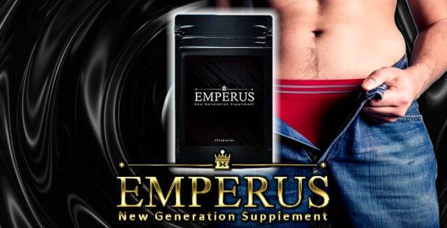 ペニス増大サプリ「EMPERUS」