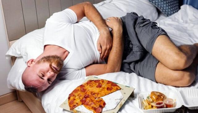 「DANXY」は腹部への着圧で自然と食事量を抑制!