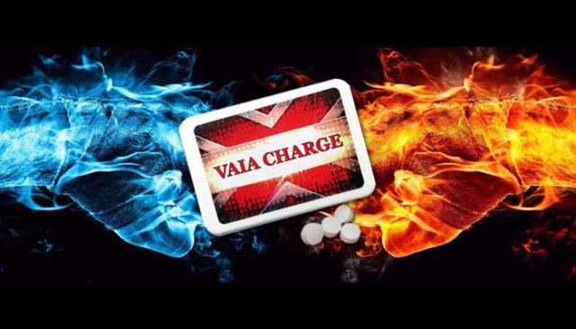 「VAIA CHARGE」の実力は超本格派